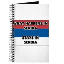 What Happens In SERBIA Stays There Journal