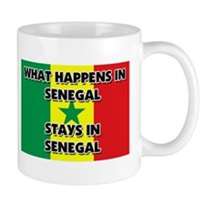 What Happens In SENEGAL Stays There Mug