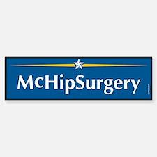 McHipSurgery Anti McCain Bumper Bumper Bumper Sticker