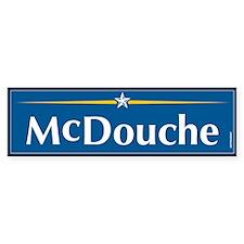 McDouche Anti McCain Bumper Bumper Sticker