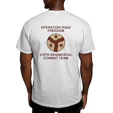2-128th Infantry <BR>Iraqi Freedom Shirt 36