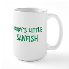 Daddys little Sawfish Mug