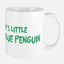 Daddys little Little Blue Pen Mug