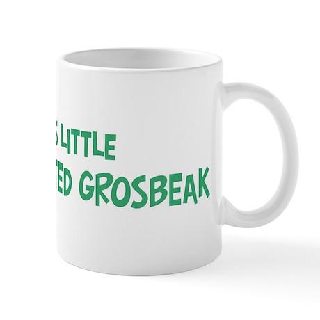 Daddys little Rose-Breasted G Mug