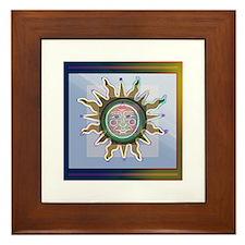 Recovery SUN Framed Tile