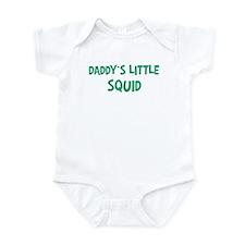 Daddys little Squid Onesie