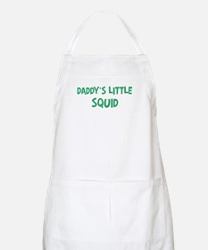 Daddys little Squid BBQ Apron