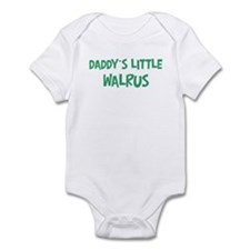 Daddys little Walrus Infant Bodysuit