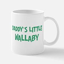 Daddys little Wallaby Mug