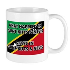 What Happens In SAINT KITTS & NEVIS Stays There Mu