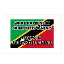 What Happens In SAINT KITTS & NEVIS Stays There Po