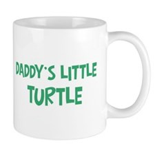 Daddys little Turtle Mug