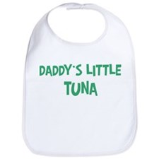 Daddys little Tuna Bib