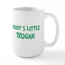 Daddys little Trogan Mug