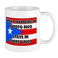 What Happens In PUERTO RICO Stays There Mug