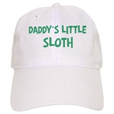 Daddys little Sloth Baseball Cap