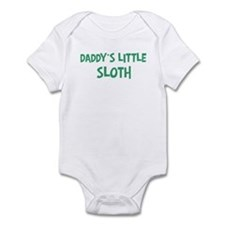 Daddys little Sloth Onesie