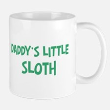 Daddys little Sloth Mug