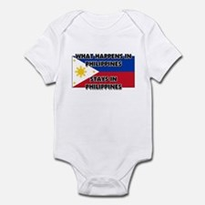 What Happens In PHILIPPINES Stays There Infant Bod