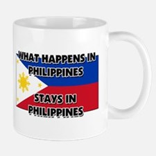 What Happens In PHILIPPINES Stays There Mug