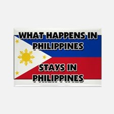 What Happens In PHILIPPINES Stays There Rectangle