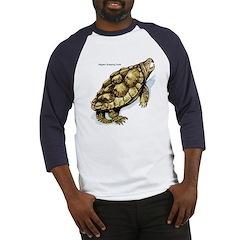 Alligator Snapping Turtle Baseball Jersey
