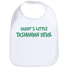 Daddys little Tasmanian Devil Bib