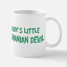 Daddys little Tasmanian Devil Mug