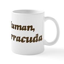 Half-Barracuda Mug