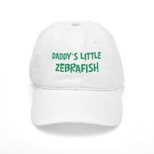 Daddys little Zebrafish Baseball Cap