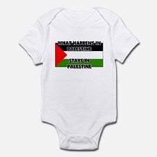 What Happens In PALESTINE Stays There Infant Bodys
