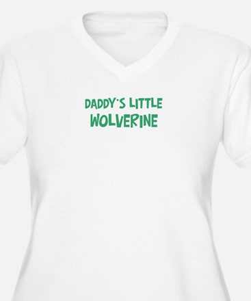 Daddys little Wolverine T-Shirt