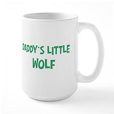 Daddys little Wolf Mug