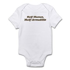 Half-Armadillo Infant Bodysuit