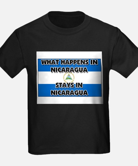 What Happens In NICARAGUA Stays There T