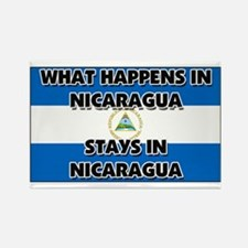 What Happens In NICARAGUA Stays There Rectangle Ma