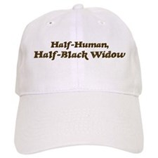 Half-Black Widow Hat