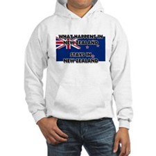 What Happens In NEW ZEALAND Stays There Hoodie