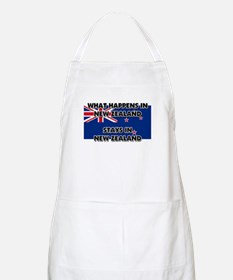 What Happens In NEW ZEALAND Stays There BBQ Apron