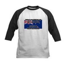 What Happens In NEW ZEALAND Stays There Tee