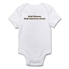 Half-American Avocet Infant Bodysuit