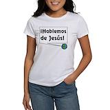 Bible spanish Women's T-Shirt