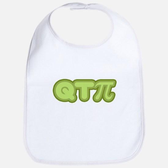 Q T Pi (green) Bib