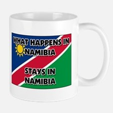 What Happens In NAMIBIA Stays There Mug