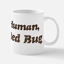 Half-Bed Bug Mug
