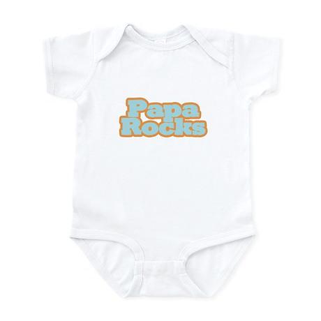Papa Rocks Infant Bodysuit