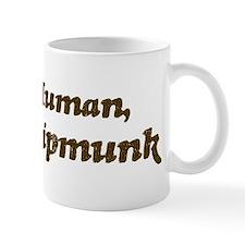 Half-Chipmunk Mug