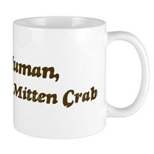 Half-Chinese Mitten Crab Mug