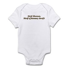 Half-Chimney Swift Infant Bodysuit