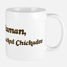 Half-Chestnut-Backed Chickade Mug